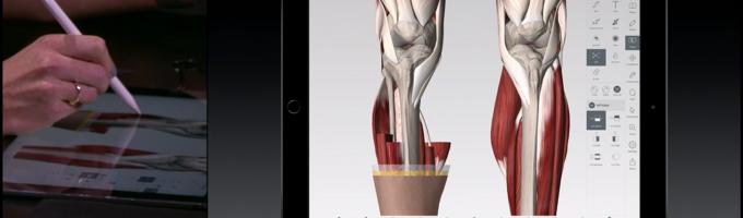 iPad используется в больницах