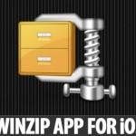 Теперь есть архиватор WinZip и для iPhone