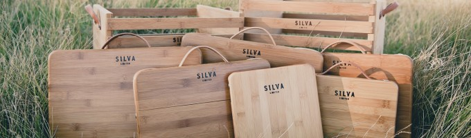 Silva Custom Bamboo iPad 2 Case
