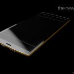 Концепт The new iPhone