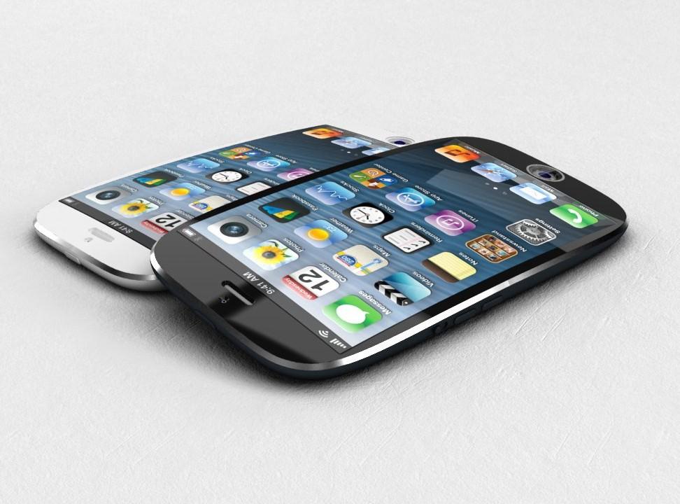 Концепт нового iPhone 5