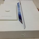 Первое вскрытие коробки «The new iPad»