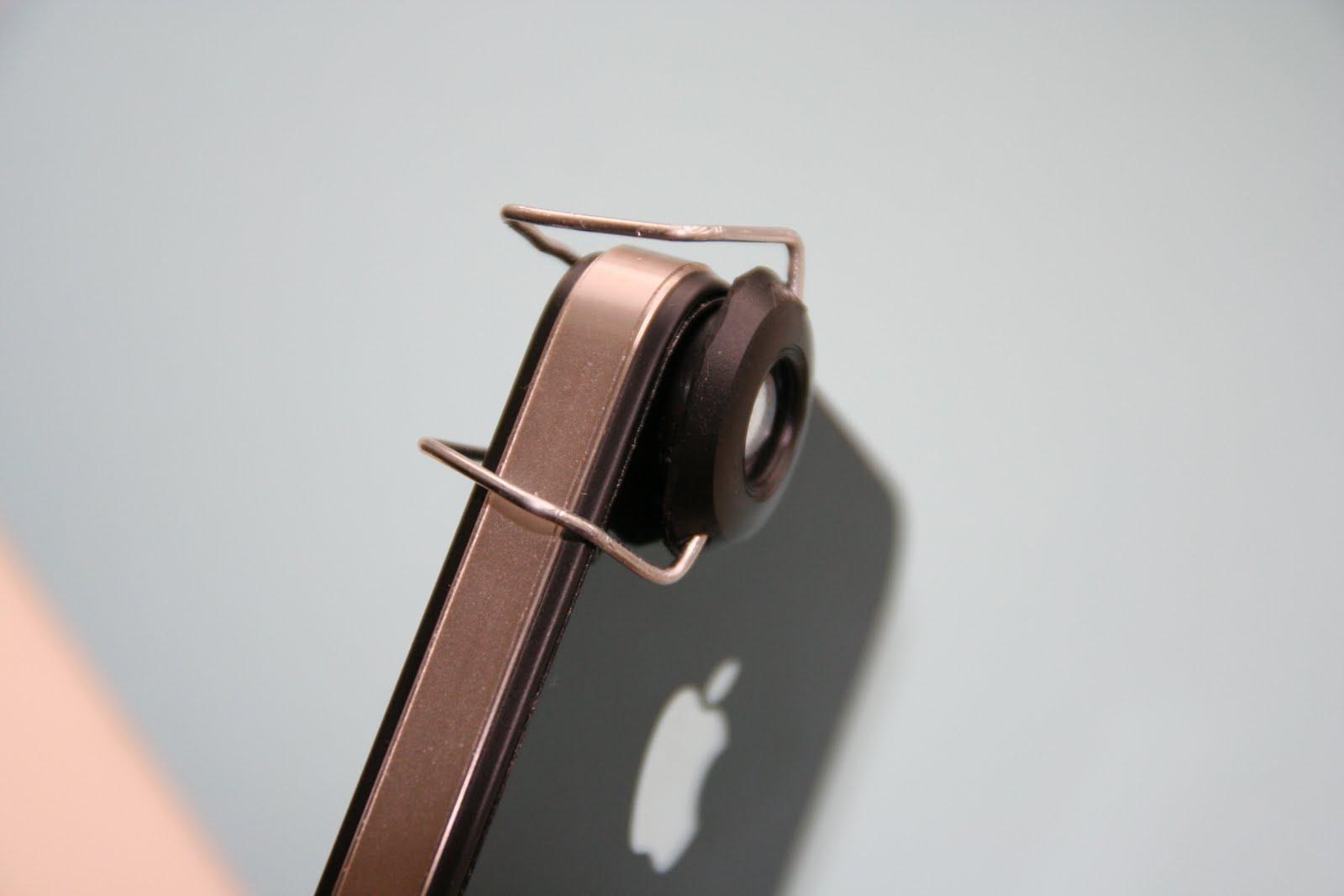 Макросъемка на iPhone