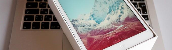 iPad 3 c Retina дисплеем