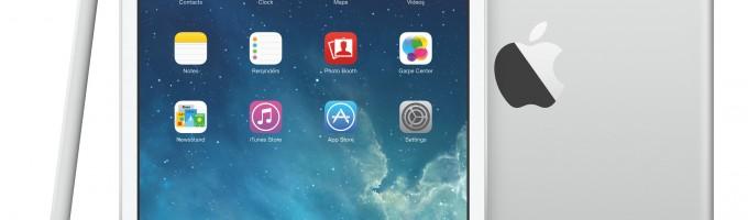 7,85-дюймовый iPad