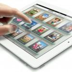 Книжным червям рекомендуется The new iPad