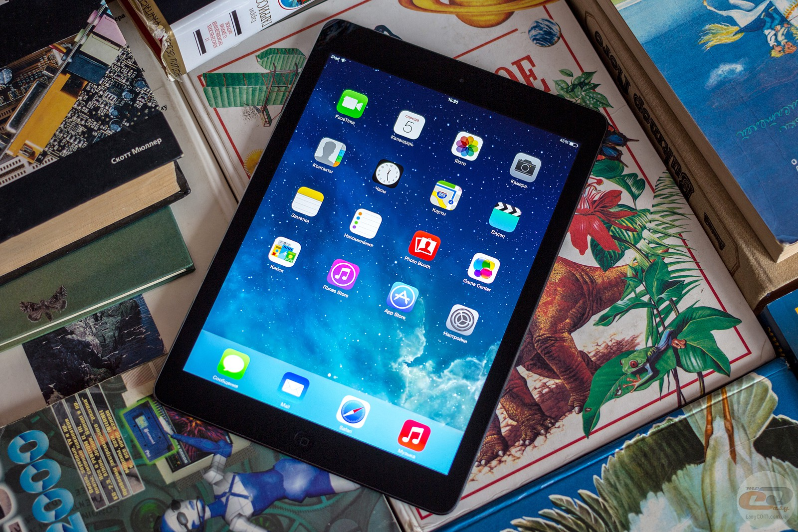 Планшет Apple с 7-дюймовым дисплеем