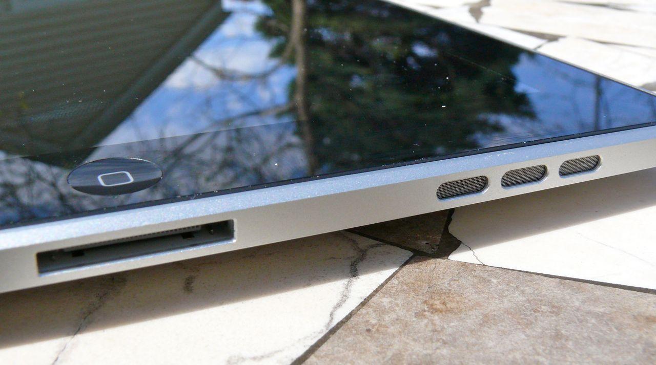 iPad разъемы