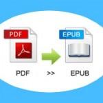 Как конвертировать из PDF в ePub