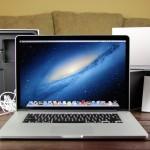 Спорные характеристики новенького MacBook Pro 15