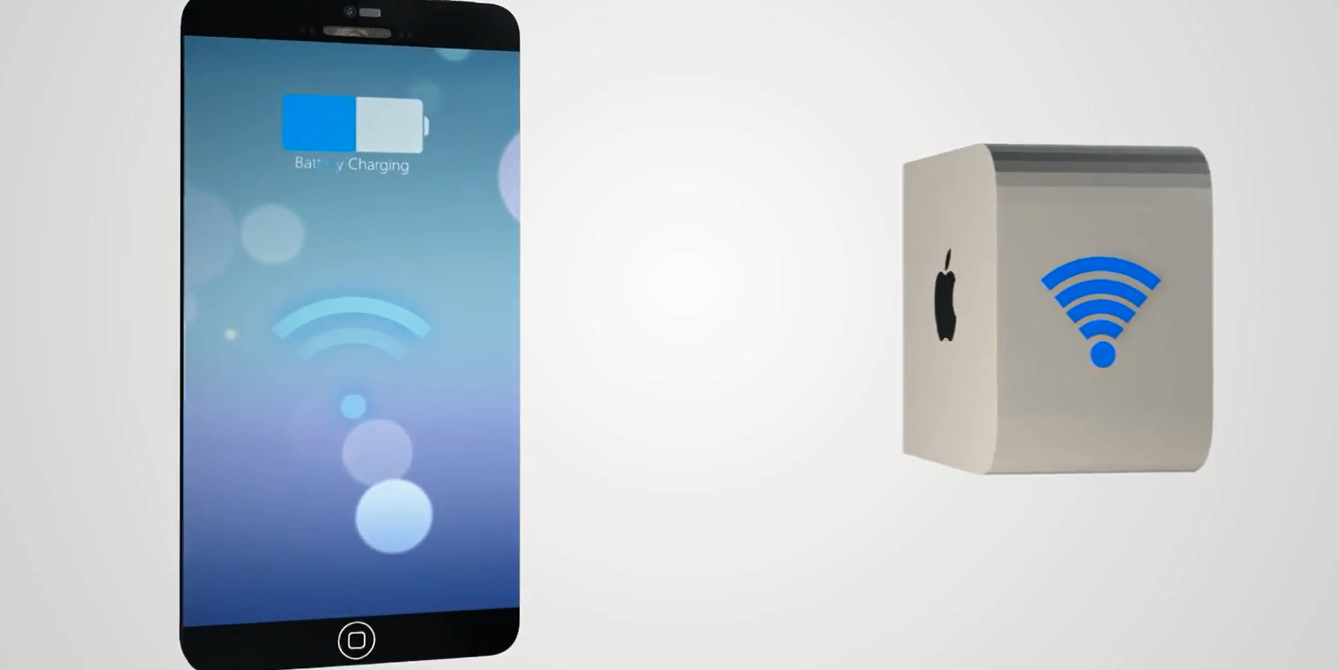 Wi-Fi для будущего iPhone