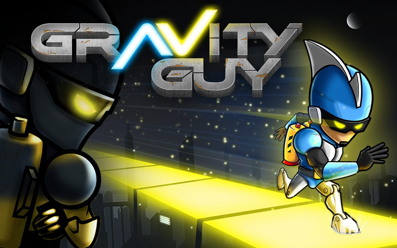 Gravity Guy для iphone