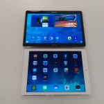 Сравнение iPad и Galaxy Tab.