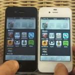 Сравнение iPhone 4 и iPhone 4S — их отличия