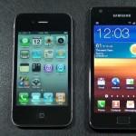 Сравнение iPhone 4s и Galaxy S2