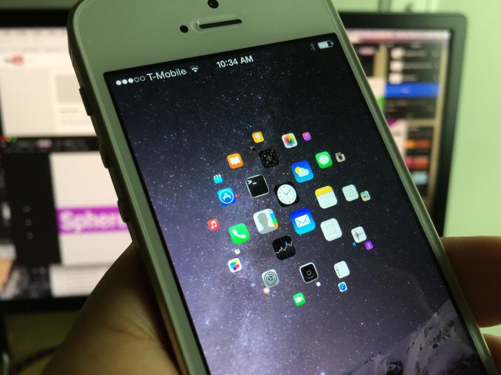 твики для iPhone