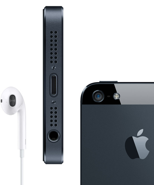 Обзор новенького iPhone 5