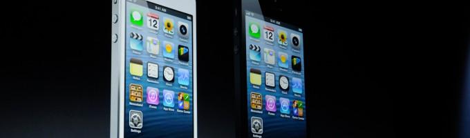 Онлайн презентация Apple iPhone 5