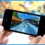 Как кидать игры на iPhone