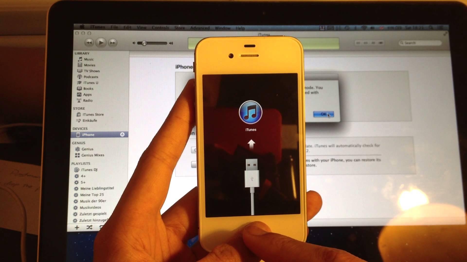 скачать драйвер на комп. для подключения айфон 4