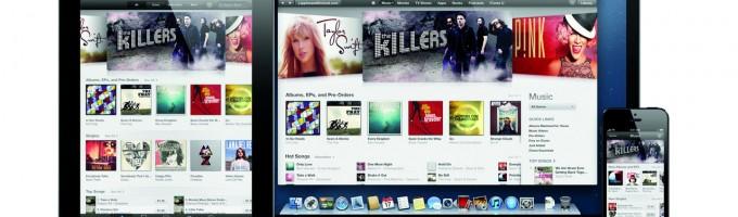iTunes для iPad 3