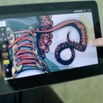 Adobe Photoshop Touch теперь доступна на iPhone