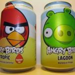Газированный напиток от Angry Birds
