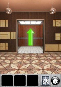 100 дверей 2013. Прохождение 26 уровень.