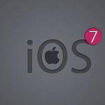 Концепт полнофункциональной iOS 7