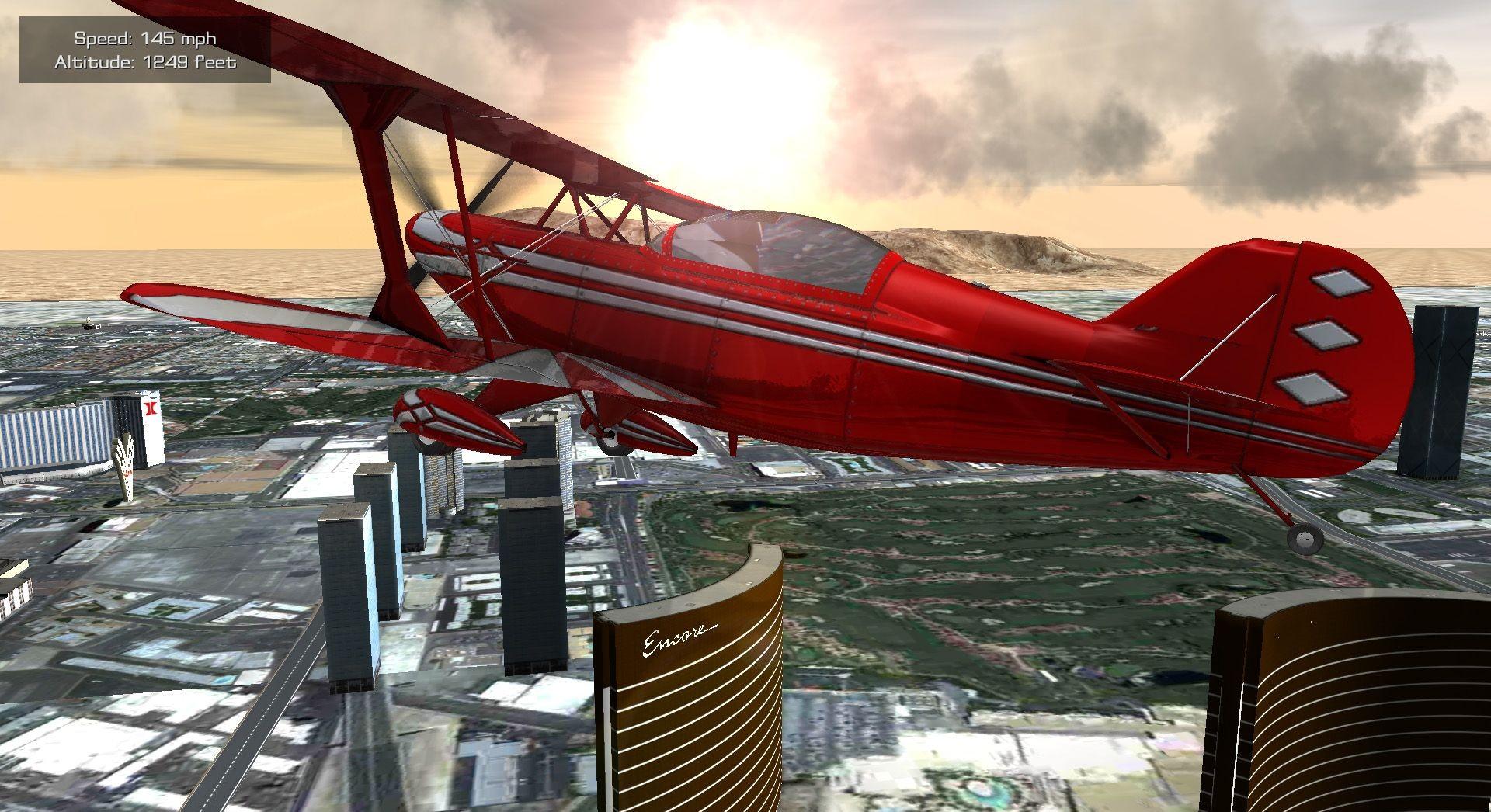 100 самолетов - игра на айфон