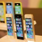 Синий экран смерти неожиданно появился в iPhone 5s