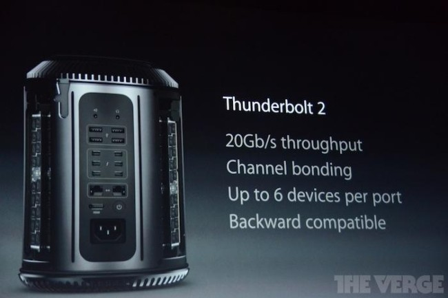Новые Mac Pro появятся в продаже в декабре