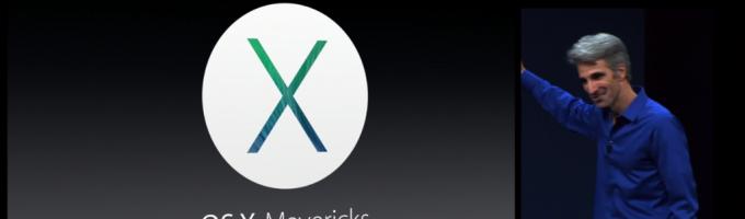 OS X Mavericks значительно увеличивает время работы компьютеров Apple