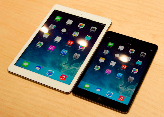 Новый iPad Air от Apple - подробности