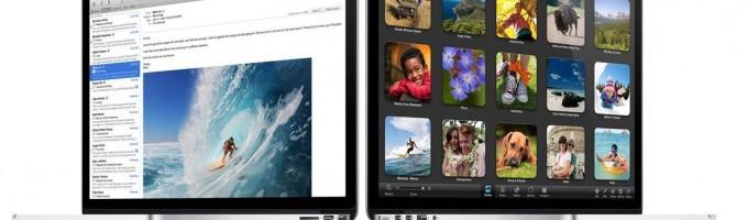 MacBook с Retina-экраном