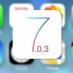Джейлбрейкеры могут обновляться на iOS 7.0.3 без проблем