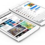 Поставки iPad mini Retina первое время будут ограниченными