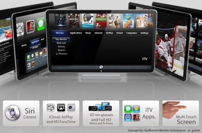 Apple приостановила работы над iTV для подготовки к запуску iWatch в следующем году