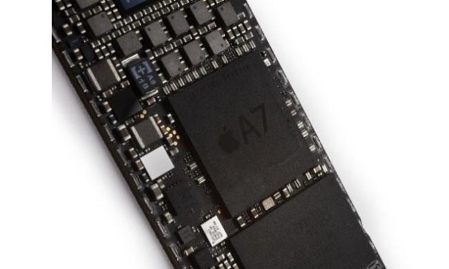 Взгляд на iPad Mini Retina изнутри