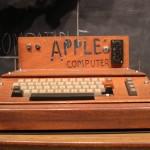 Компьютер Apple 1 был продан на аукционе за $330 000