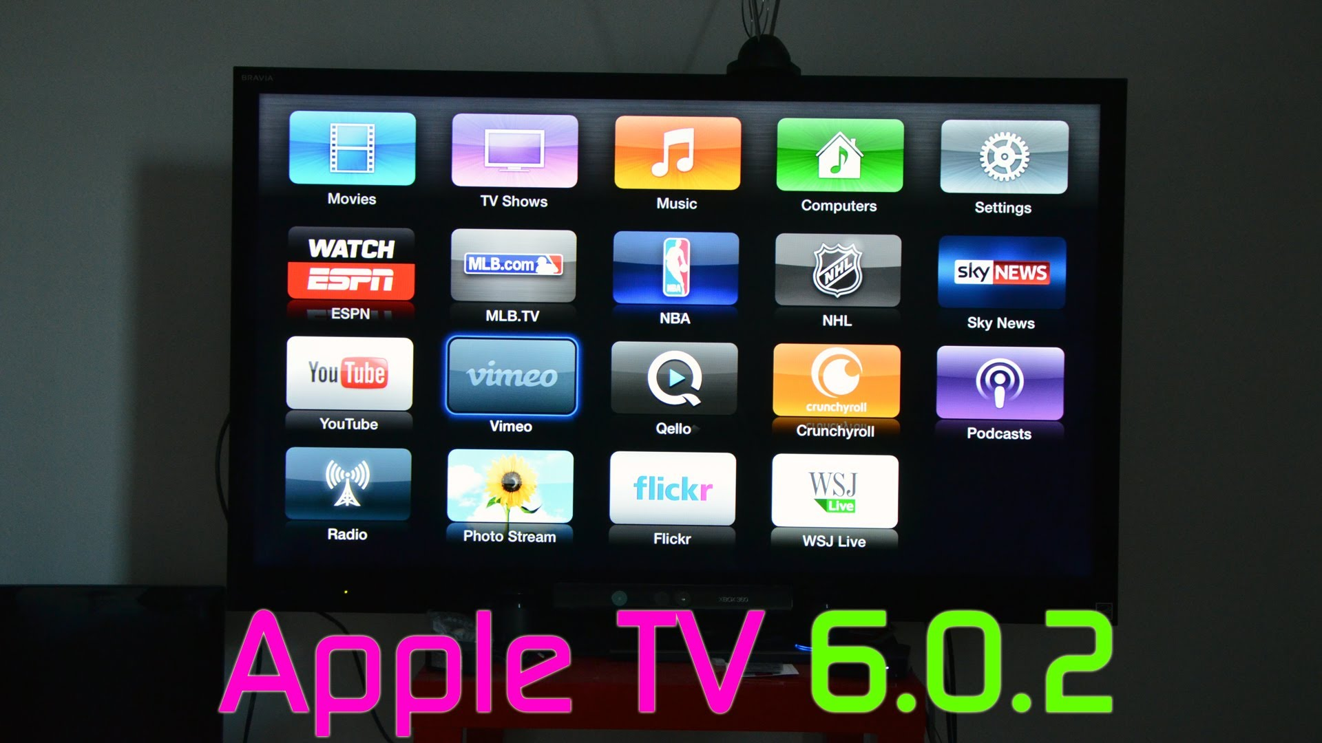 Apple TV 6.0.2