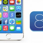 Концепт iOS 8: Центр уведомлений на домашнем экране