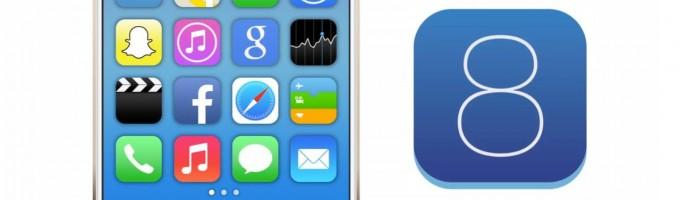 Концепт iOS 8