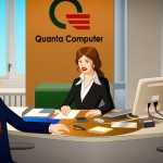 В следующем году Quanta Computer начнет сборку 12,9-дюймового iPad и «умных часов» iWatch