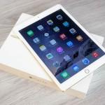 Apple может продать до 3,5 млн iPad Air за уикенд