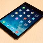 Фантомные изображения на дисплее iPad Mini Retina