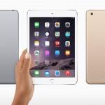 iPad mini 3 будет оснащен датчиком Touch ID