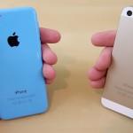 Перспективы завоевания рынка смартфонов в США флагманом iPhone 5s и «бюджетным» iPhone 5с
