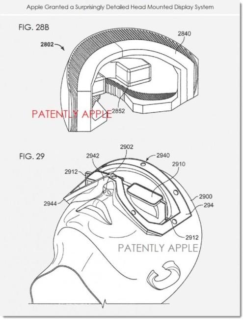 Новый патент от Apple - очки виртуальной реальности