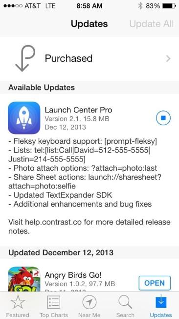 Альтернативная клавиатура для iOS уже на подходе